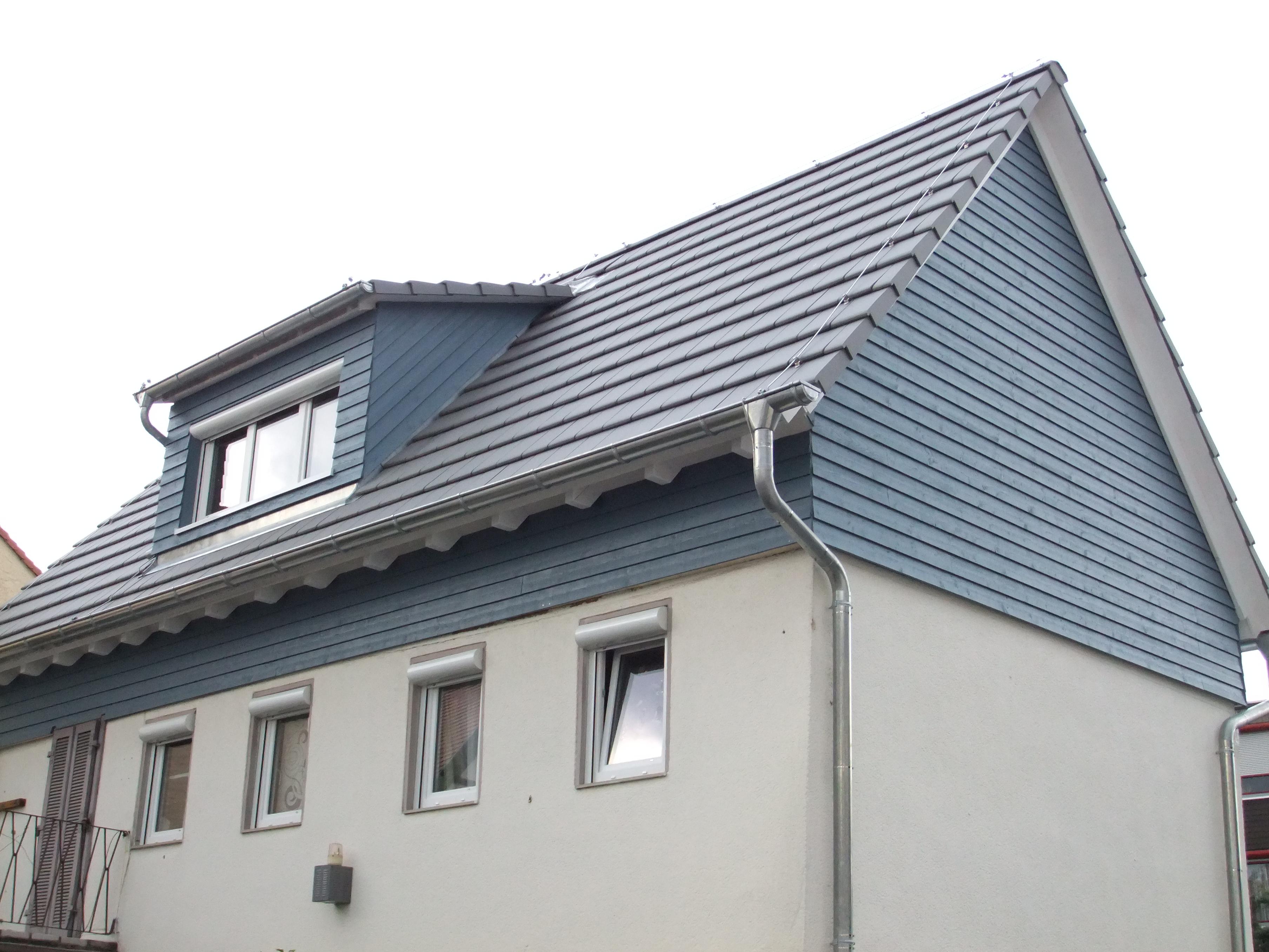 ... in freistehendem Haus, perfekt für Single Wohnung Oberursel (2B63Q43